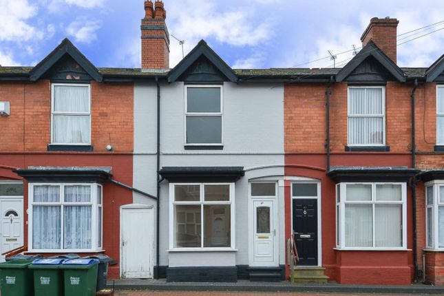 Thumbnail Terraced house for sale in Capethorn Road, Smethwick