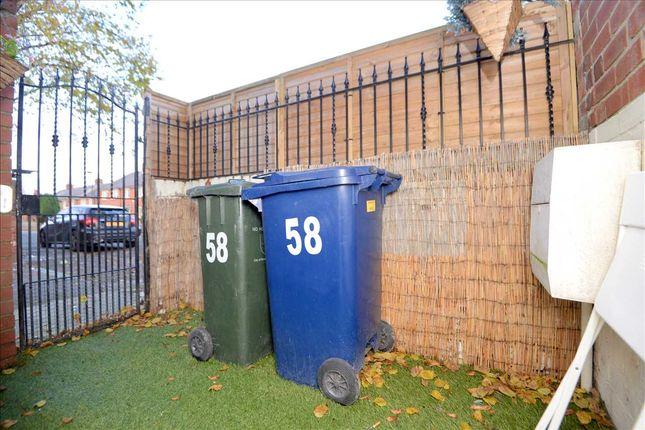 Rear Yard of Morton Street, Newcastle Upon Tyne NE6