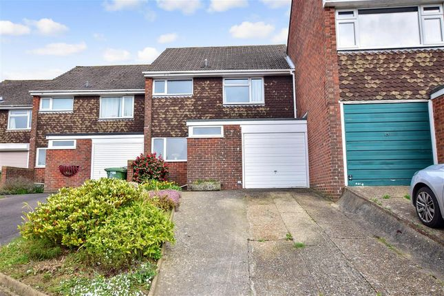 Thumbnail Terraced house for sale in Sussex Gardens, Petersfield, Hampshire