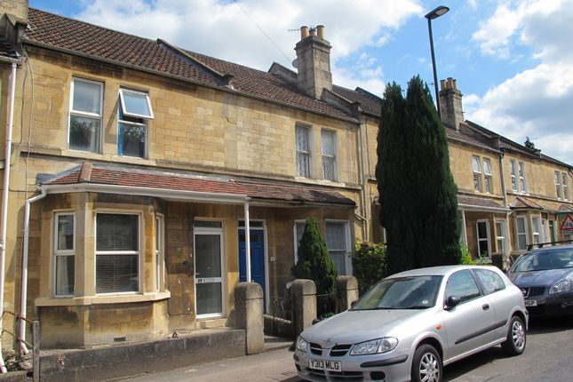 Thumbnail Terraced house to rent in Millmead Road, Bath