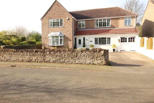 Thumbnail Detached house for sale in Church Street, Hemswell, Gainsborough
