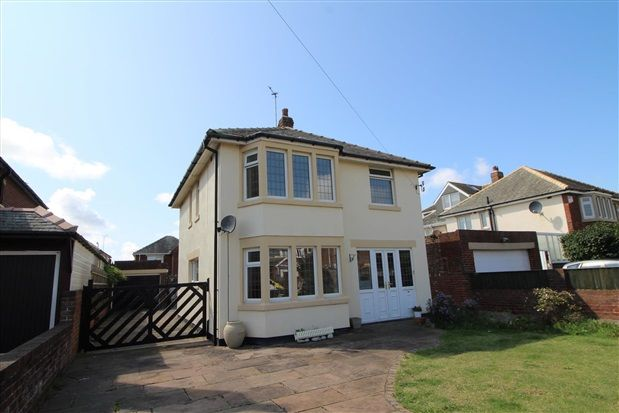 Thumbnail Property for sale in Bentinck Avenue, Blackpool