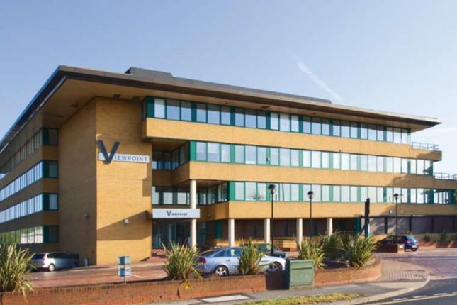 Thumbnail Office to let in Viewpoint, 240 London Road, Staines