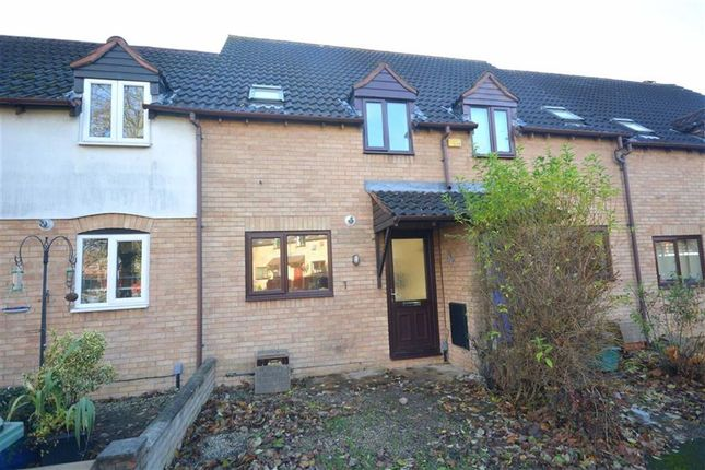Thumbnail Terraced house to rent in Lanham Gardens, Quedgeley, Gloucester
