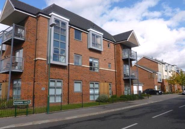 Thumbnail Flat to rent in Keepers Gate, Chelmsley Wood, Birmingham
