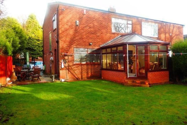 Thumbnail Semi-detached house for sale in Grainger Park Road, Newcastle Upon Tyne