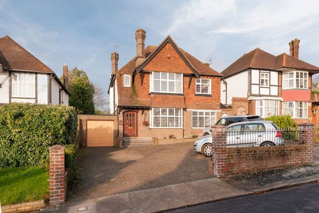 Thumbnail Detached house for sale in Stanford Close, Hove