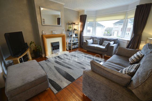 Lounge of Lewis Gardens, Bearsden G61