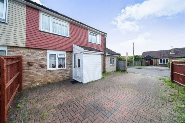 Thumbnail Semi-detached house for sale in Wey Road, Berinsfield, Wallingford, Oxfordshire