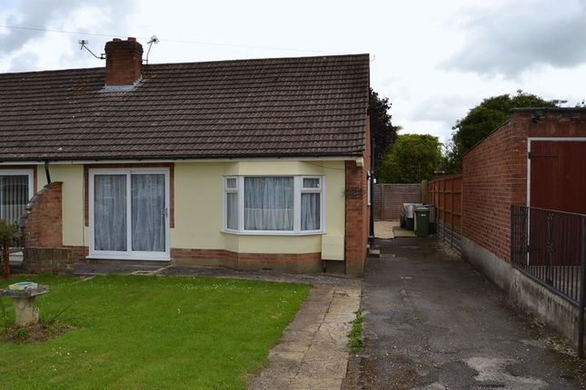 Thumbnail Semi-detached bungalow to rent in Underhill Road, Street