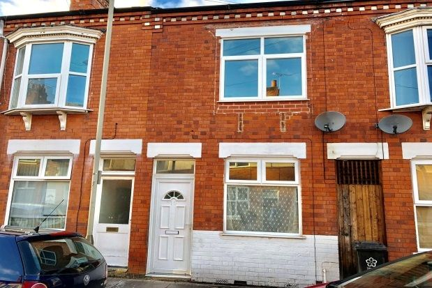 Thumbnail Terraced house to rent in Wilmington Road, Leicester