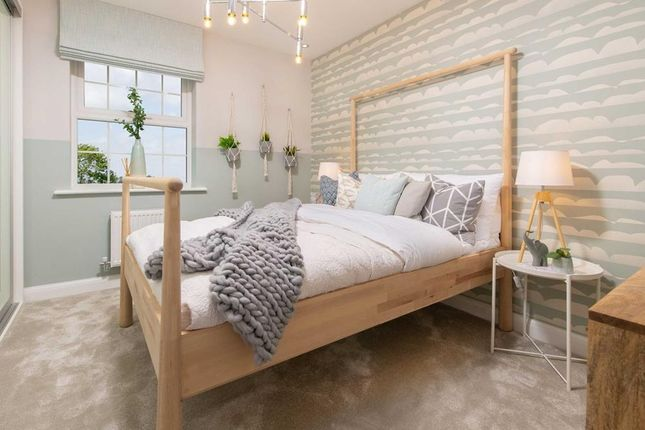 "Henley Bedroom of ""Henley"" at Alton Way, Littleover, Derby DE23"
