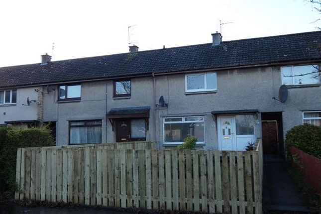 Thumbnail Terraced house to rent in Bilsland Path, Glenrothes