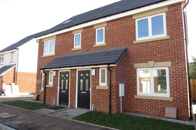 Thumbnail Semi-detached house for sale in Gatis Street, Wolverhampton