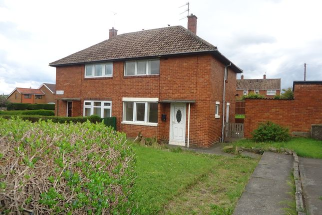 Thumbnail Semi-detached house to rent in Woodhouse Lane, Bishop Auckland