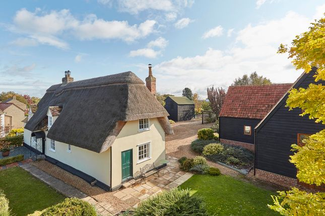 Thumbnail Detached house for sale in Main Street, Stow-Cum-Quy, Cambridge