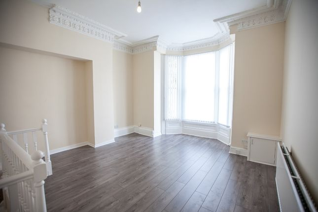 Thumbnail Flat to rent in Belvidere Road, Princes Park, Liverpool
