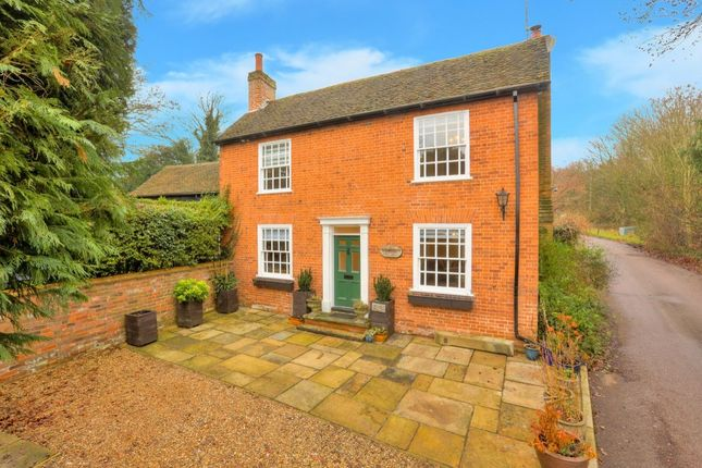 Thumbnail Detached house for sale in Lower Gustard Wood, Wheathampstead, St.Albans