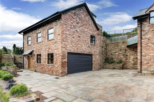 Thumbnail Detached house for sale in Whitemore, Congleton