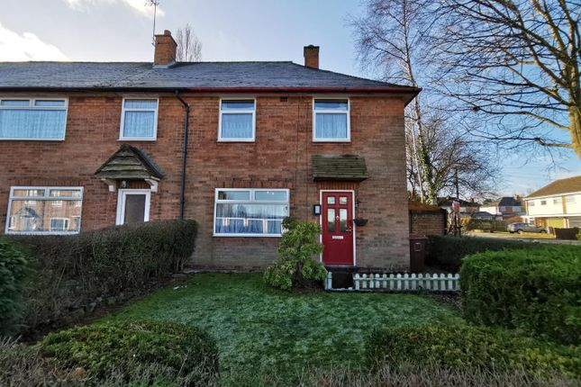 2 bed end terrace house to rent in Barford Road, Shirley, Solihull B90