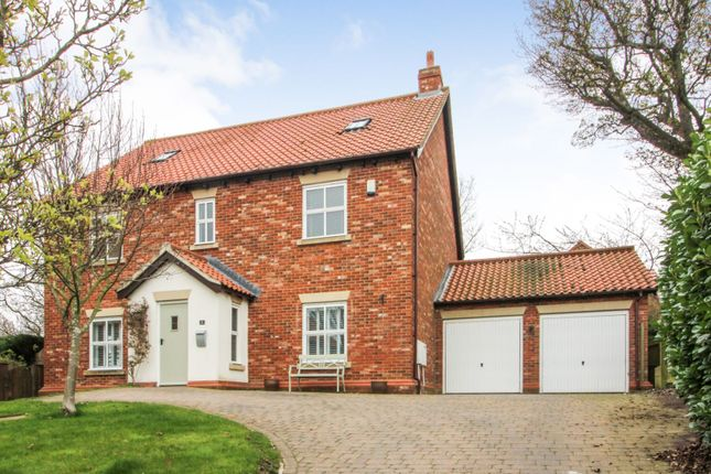 Thumbnail Detached house for sale in The Paddocks, Hawthorn, Seaham