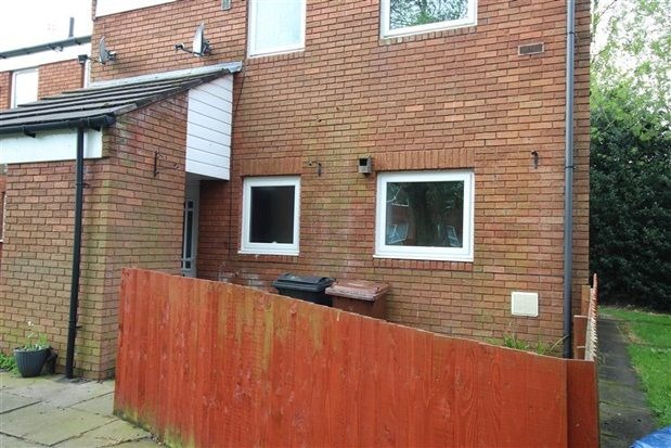 Thumbnail Flat for sale in Forrester Close, Leyland