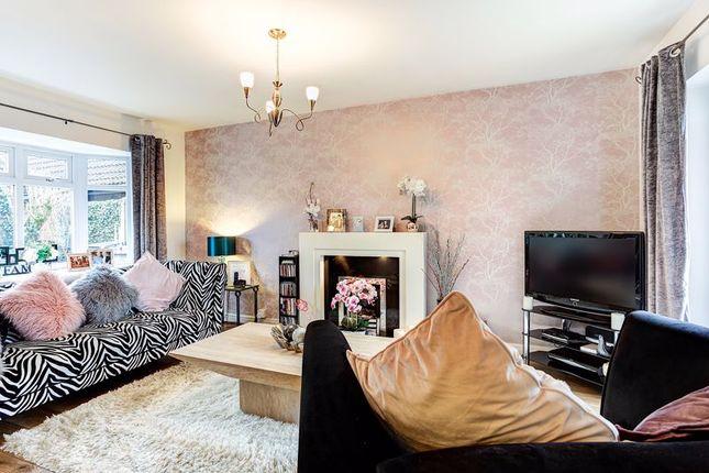 Sitting Room of Paddocks Green, Mossley, Congleton CW12