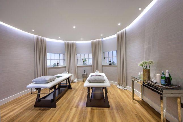 Massage Room of Star & Garter House, Richmond Hill, Richmond TW10