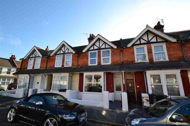 3 bed terraced house for sale in Havelock Road, Eastbourne