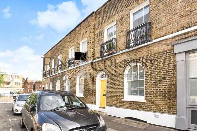 Thumbnail Cottage for sale in Jubilee Street, London