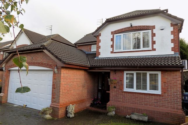 Thumbnail Detached house for sale in Movah Close, West Derby, Liverpool