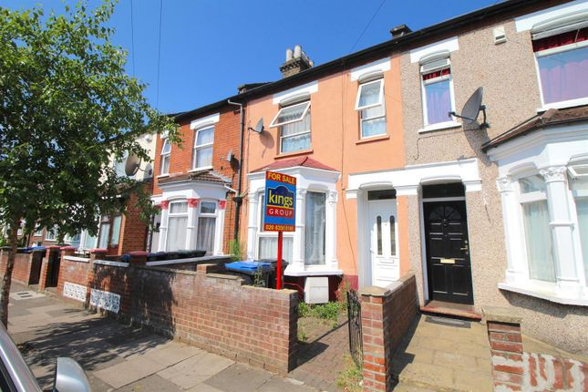 Thumbnail Terraced house for sale in Findon Road, Edmonton