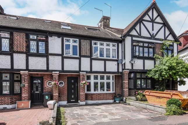 Thumbnail Terraced house for sale in Buckhurst Hill, Essex