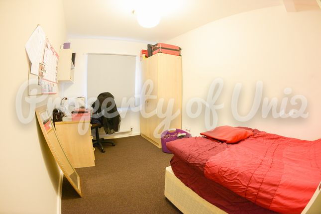 Thumbnail Flat to rent in Elm House, Cranmer Street, City Centre