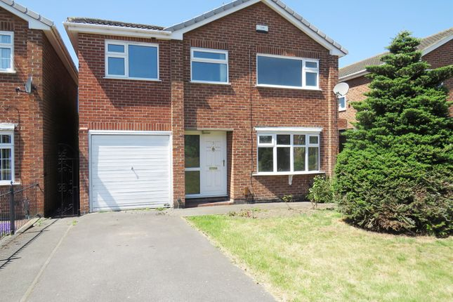 Thumbnail Detached house for sale in Nesfield Close, Alvaston, Derby
