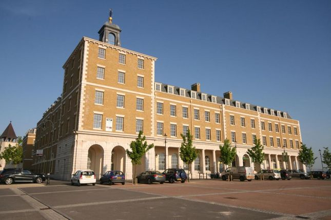 1 bed flat to rent in Queen Mother Square, Poundbury, Dorchester DT1