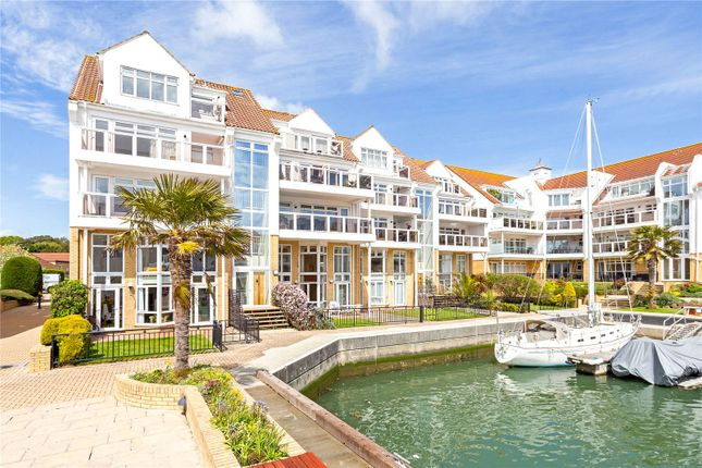4 bed flat for sale in Moriconium Quay, Lake Avenue, Poole, Dorset BH15