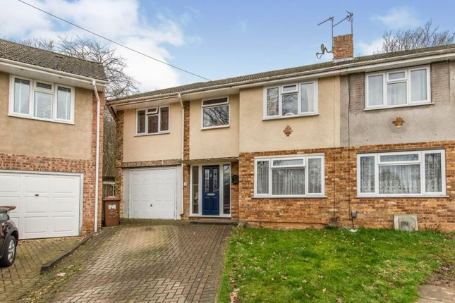 Semi-detached house for sale in Oakland Close, Chatham