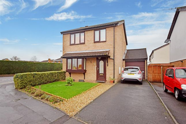 Thumbnail Detached house for sale in Mayflower Gardens, Nailsea, Bristol