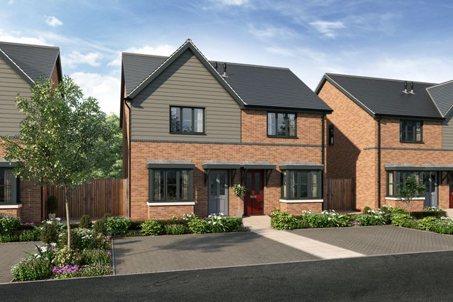 2 bedroom semi-detached house for sale in Off Sparrowhawk Way, Telford