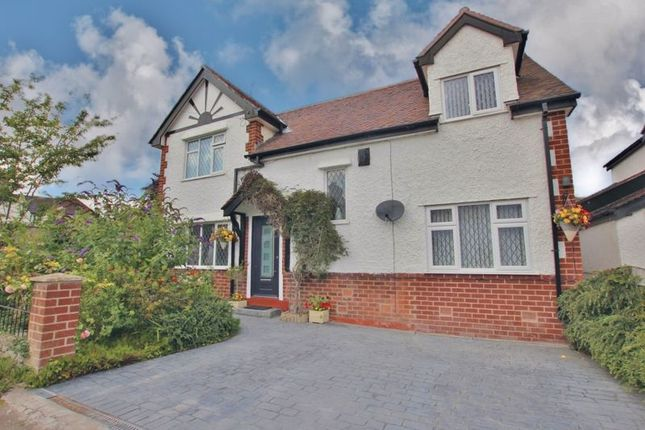 Thumbnail Detached house for sale in Fieldway, Heswall, Wirral