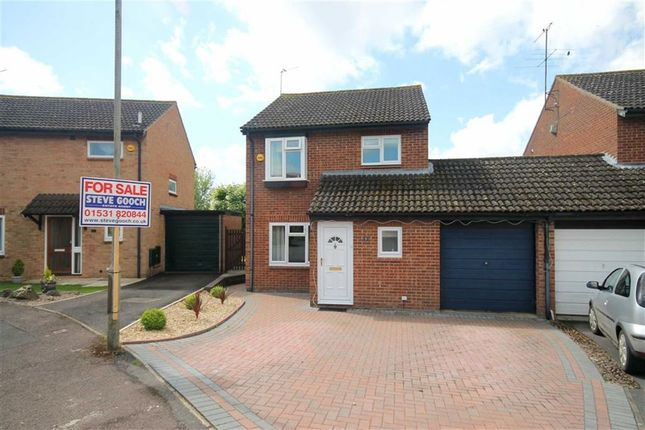 Thumbnail Link-detached house for sale in Stoney Field, Highnam, Gloucester