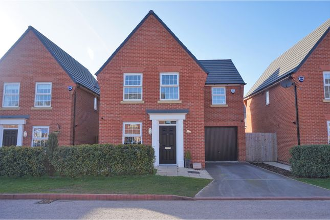 Thumbnail Detached house for sale in Crossley Avenue, Wigan