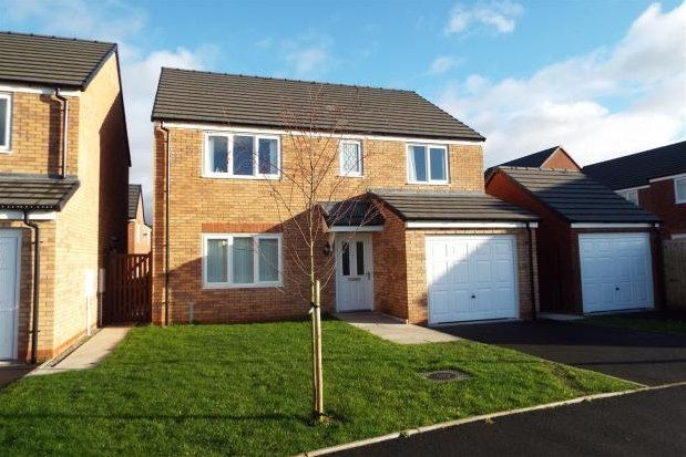 Thumbnail Detached house to rent in Barnacle Place, Newcastle