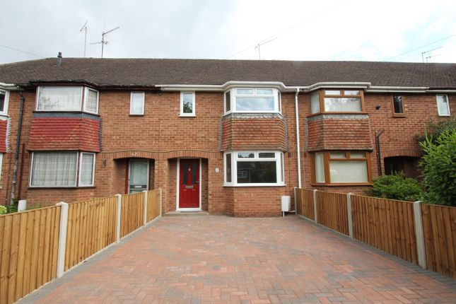 Terraced house for sale in Prestwich Avenue, Nunnery Wood, Worcester