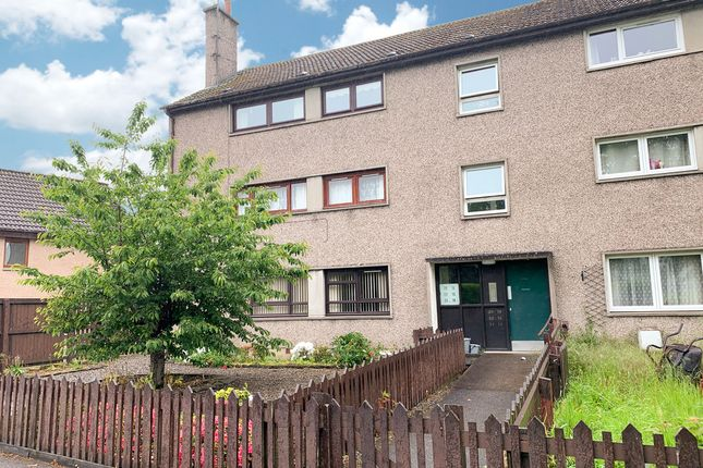 Thumbnail 2 bed flat to rent in Dunachton Road, Inverness