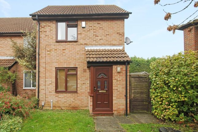 Thumbnail End terrace house to rent in Abingdon, Oxfordshire