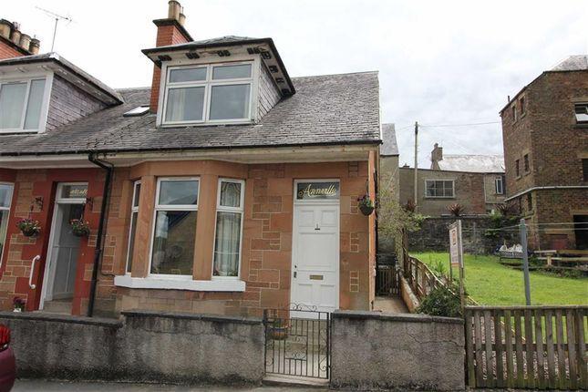 Thumbnail End terrace house for sale in Buccleuch Terrace, Hawick, Hawick