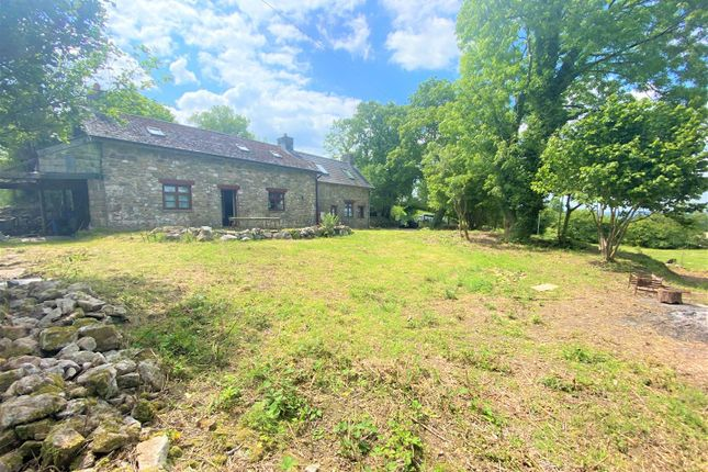 Thumbnail Cottage for sale in Ynys Y Sawnen In National Park, Llandyfan, Ammanford