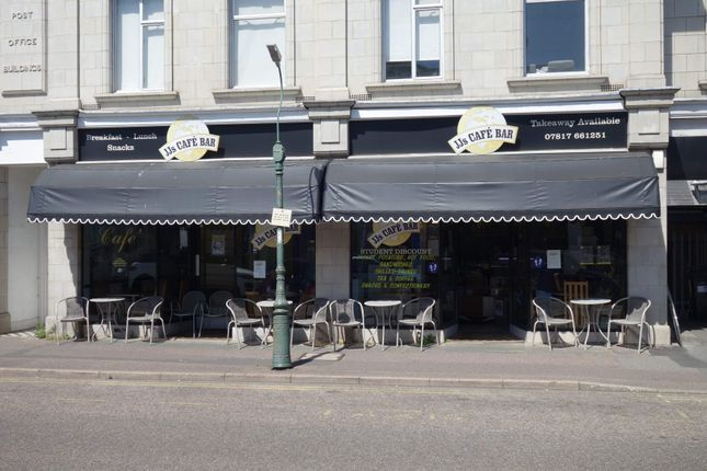 Commercial property for sale in Cafe, Bournemouth